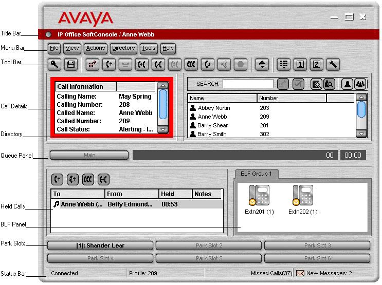 Avaya ip office d s technologies - Office messaging software ...